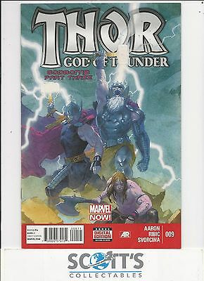 Thor God Of Thunder  #9  Nm-