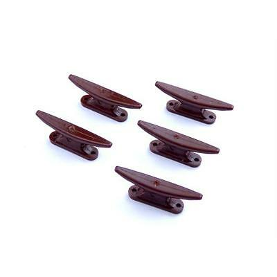 10 x Aero Naut Plastic Cleats 8mm Length For Model Boats