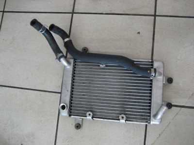 2. Suzuki Burgman on 400 WVAU Cooler Radiator Radiator