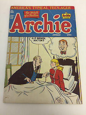 Archie Comics 30 Classic Betty Cover