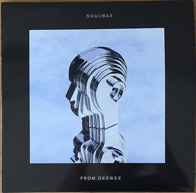 SOULWAX FROM DEEWEE 2 LP Limited CLEAR VINYL Limited 500 Copies NEW SEALED