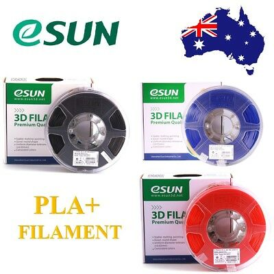 eSUN PLA+ 3D Printer Filament 1kg Roll 1.75mm 2.85mm & 3mm