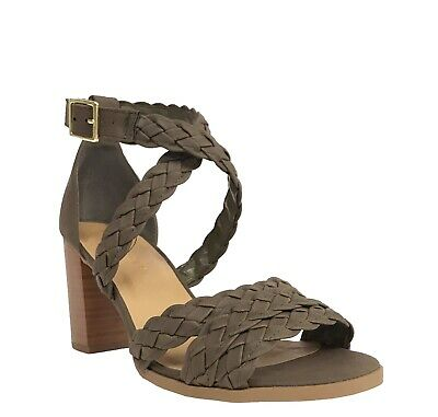 52549b39ad42 DESMOND-3! Qupid Women s Ruched Ruffle Slip On Flats Slipper Slide Sandals.   12.42 Buy It Now 20d 11h. See Details. ESSAY! Women s Braided Strappy  Ankle ...