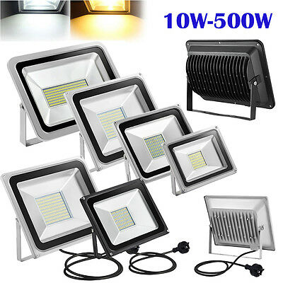 AU Plug LED Flood Light 10W 20W 30W 50W 100W 150W 200W 300W 500W Floodlight Lamp