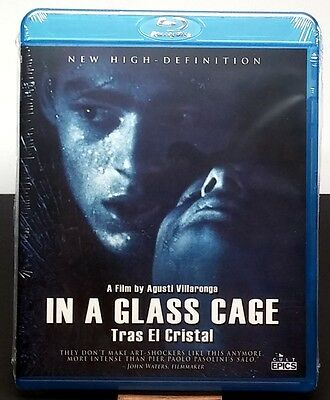 In a Glass Cage ~ Agusti Villaronga ~ Tras El Cristal NEW SEALED Blu-ray HORROR