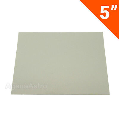 "Thousand Oaks Optical SolarLite Solar Filter Film (ND 5) - 5"" (127mm) Square Pie"