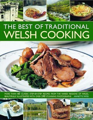 Best of Traditional Welsh Cooking, Annette Yates Paperback Book The Cheap Fast