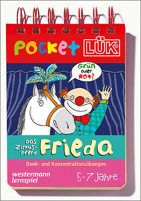 pocketLÜK Zirkuspferd Frieda