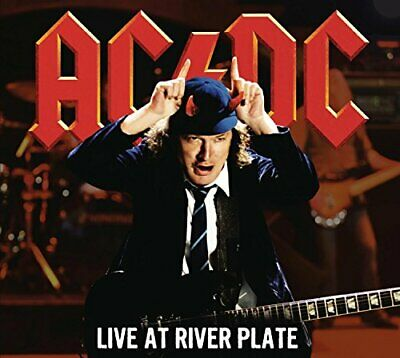 Live At River Plate -  CD 24VG The Cheap Fast Free Post The Cheap Fast Free Post