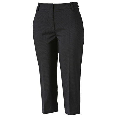 50% OFF RRP Puma Golf 2016 Womens Pounce Capri 570666 dryCELL Crop Trousers