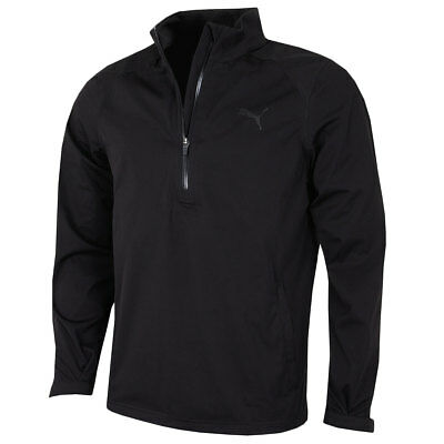 47% OFF RRP Puma Golf Mens StormCell Waterproof LS Rain Popover Pullover