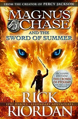 Magnus Chase and the Sword of Summer (Book 1) by Riordan, Rick Book The Cheap