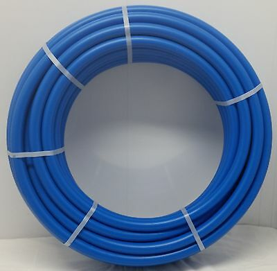 *NEW* Certified Non Barrier 1' - 500' coil - BLUE PEX for Heating and Plumbing