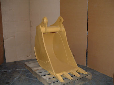 "New 18"" Caterpillar 416 D/E or 420 D/E Backhoe Bucket"