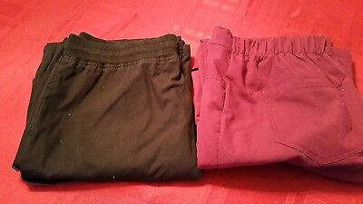 Lot of 12 Women's Scrub Pants Tops - Size Small