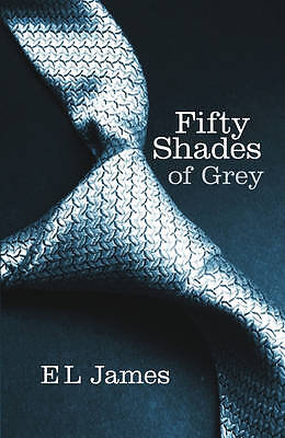 Fifty Shades of Grey by E L James Paperback Book New