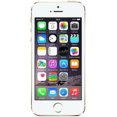 Apple iPhone 5S 16GB Unlocked GSM T-Mobile AT&T 4G LTE Smartphone - Gold