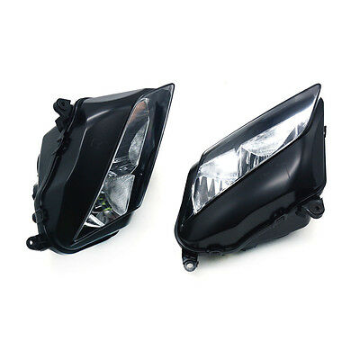 Motorcycle Headlight Headlamp Head Lights Lamp Assembly For Honda CBR600RR 07-12