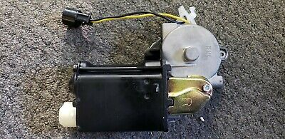 68-82 Corvette C3 Power Window Motor with Gear Driver Left Side NEW Marked R