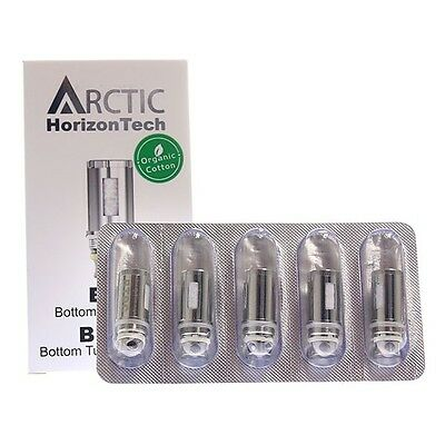 Horizon Tech ARTIC  BTDC Coils, 0.5ohm (1 pack of 5 ) - FREE SHIPPING
