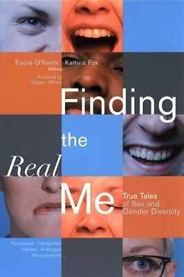 Finding the Real Me by T. O'Keefe New Paperback Book