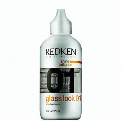 Redken Glass Look 01 Smoothing Serum 120ml