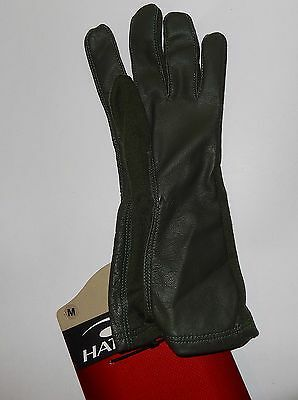 Hatch BNG200 Flight Glove with Nomex (Sage), Medium, LEFT HAND, SINGLE