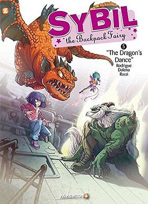 Sybil the Backpack Fairy #5: The Dragon's  by Michael Rodrigue New Hardback Book