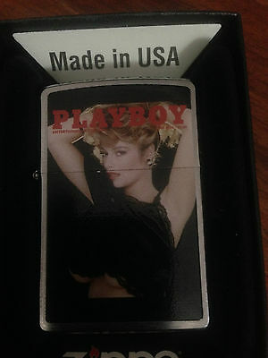 Playboy Zippo - Cover 2012 mint condition never used