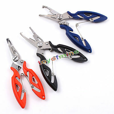 Scissors Remover Line Cutter Stainless Steel Braid Pliers HOT NEW Fishing Hook