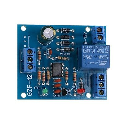 AC/DC 9-12V Water Liquid Level Controller Sensor Module Detection Switch