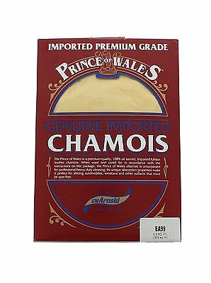 S.M. Arnold EA99 Prince of Wales Chamois - 6.5 Sq Feet
