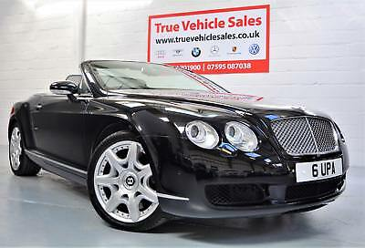 Bentley Continental 6.0 auto GTC - LOW RATE FINANCE £599 PER MONTH