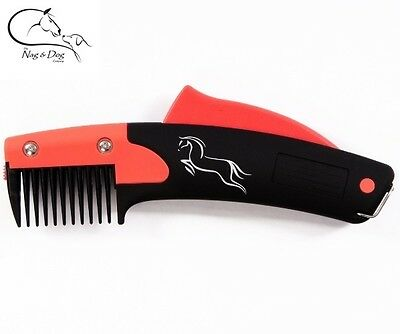 Solo Comb Thinning Shortening Comb Horse Dog Solocomb - FREE DELIVERY