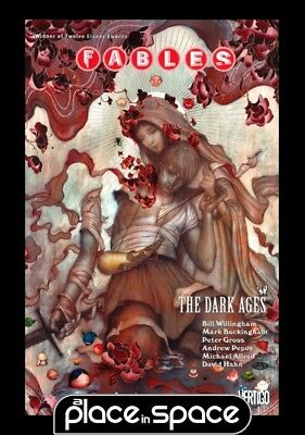 Fables Vol 12 The Dark Ages - Softcover