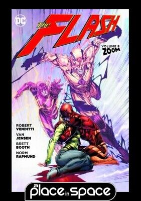 Flash Vol 08 Zoom - Softcover