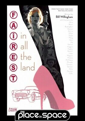 Fairest In All The Land - Hardcover