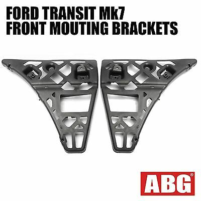 For Ford Transit Mk7 2006 to 2013 Front Left Right Side Bumper Mouting Bracket