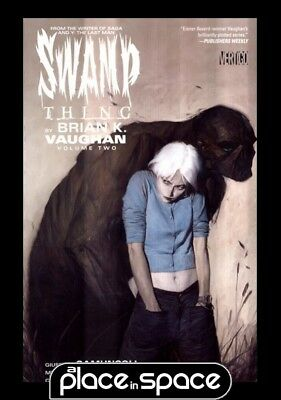 Swamp Thing By Brian K Vaughan Vol 02 - Graphic Novel