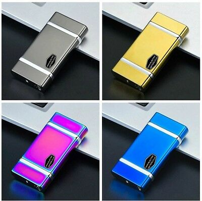 Sensor Usb Arc Lighter Electric Flameless Double Arc  Rechargeable New Plasma