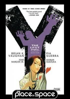 Y The Last Man Book 04 - Softcover