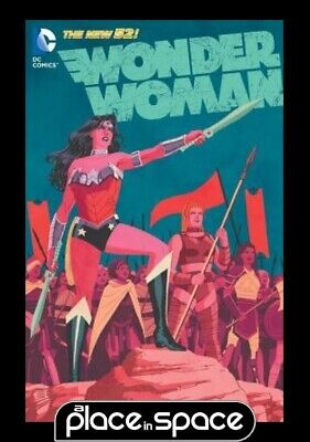 Wonder Woman Vol 06 Bones - Hardcover