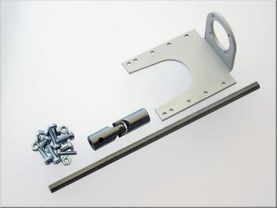 Servonaut UAW - Mounting Bracket w/Cardan joint and Drive Shaft  - GM32 Motors