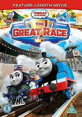 Thomas & Friends: The Great Race [Movie] [DVD] - DVD  YKVG The Cheap Fast Free