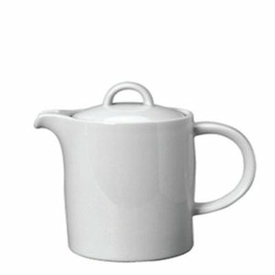 Pack of 6 Solid White  Coffee Pots 33cl 21-067 Royal Genware AX3