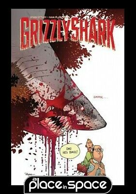 Grizzlyshark Vol 01 - Softcover