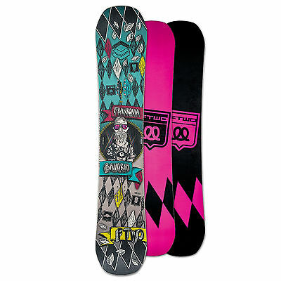 Ftwo Snowboard T-Ride Man 2015 ~ 152 Cm Camber