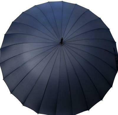 Solgi Long Umbrella Strong and Durable - Black or Red