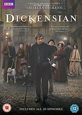 Dickensian [DVD] [2015] - DVD  UMVG The Cheap Fast Free Post