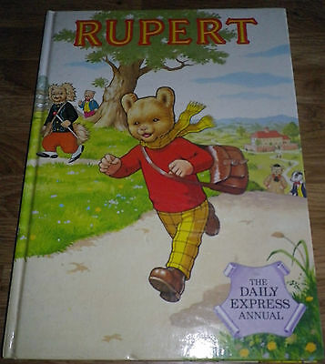 RUPERT - THE DAILY EXPRESS ANNUAL 1984 Collectors Children Book